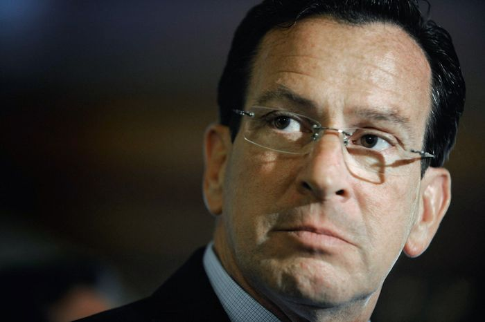 Connecticut Gov. Dan Malloy signed the measure on paid sick leave into law Friday but didn't announce his action until Tuesday. (Associated Press)