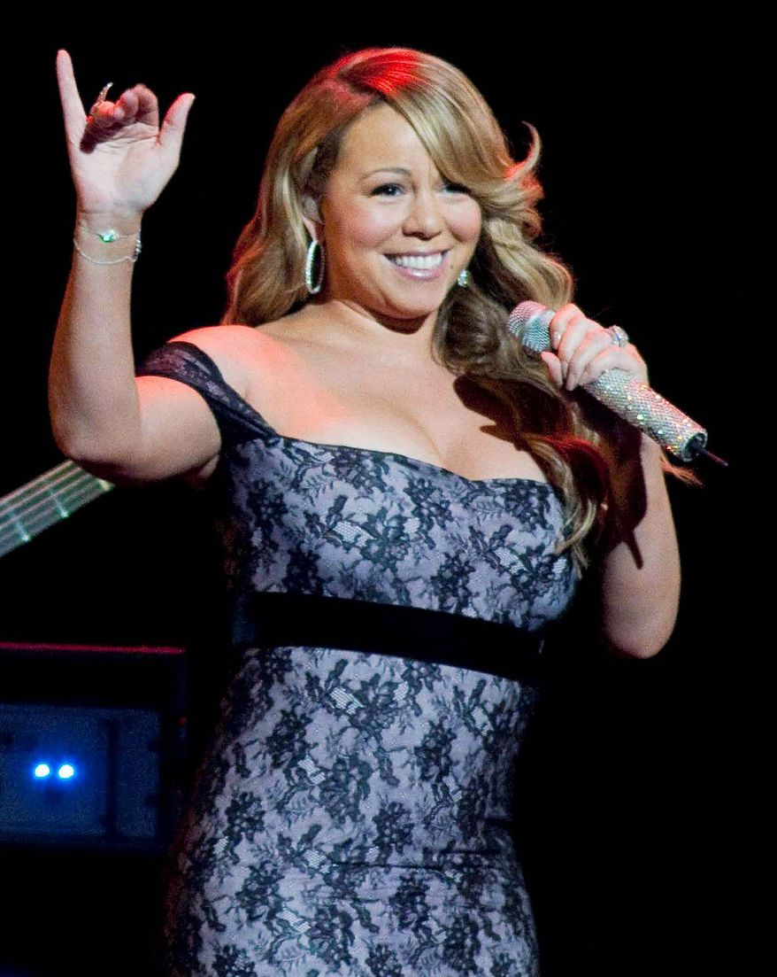 Mariah Carey (Associated Press)