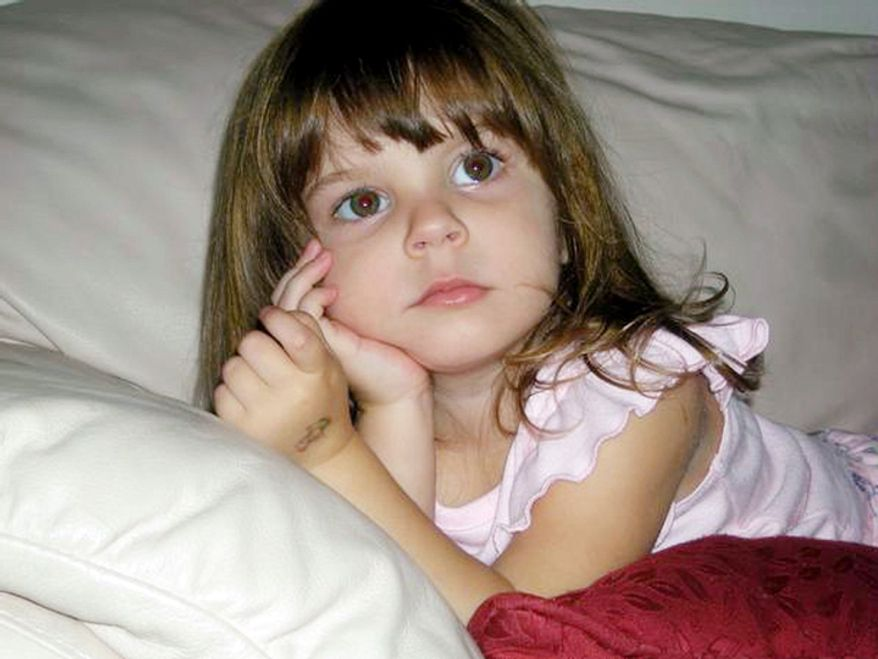 Caylee Marie Anthony. Caylee's mother, Casey Anthony, was found not guilty Tuesday, July 5, 2011, of killing her 2-year-old daughter three years ago in a case that captivated the nation as it played out on national television.  (AP Photo/Orange County Sheriff's Office, File)