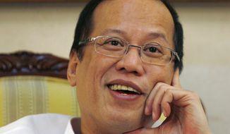 Philippine President Benigno Aquino III (Associated Press)