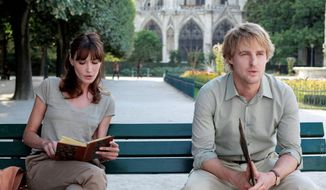 "Owen Wilson and Carla Bruni star in writer-director Woody Allen's latest film, ""Midnight in Paris."" The 75-year-old auteur has strung together a slew of modest successes after disappearing from the industry spotlight for several years."