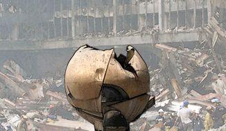 Illustration: WTC sphere