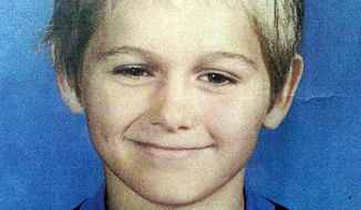 LAKE COUNTY (IND.) SHERIFF'S OFFICE Christian Choate was 13 years old when he died two years ago in a dog cage and was buried in a plastic bag near an Indiana trailer park.