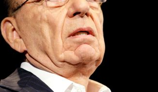**FILE** Rupert Murdoch, chairman of News Corp. (Associated Press)