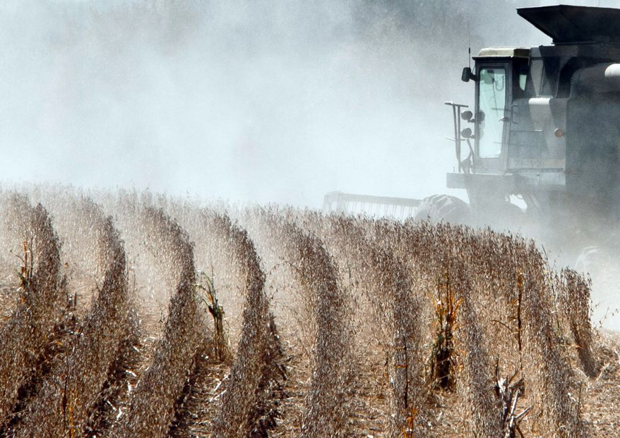 """ASSOCIATED PRESS Federal subsidies for farmers are cited by budget-cutters on Capitol Hill as a potential area of agreement with the White House. The subsidies cost taxpayers billions of dollars a year. """"It has become impossible to justify these programs,"""" said Rep. Ron Kind, Wisconsin Democrat."""
