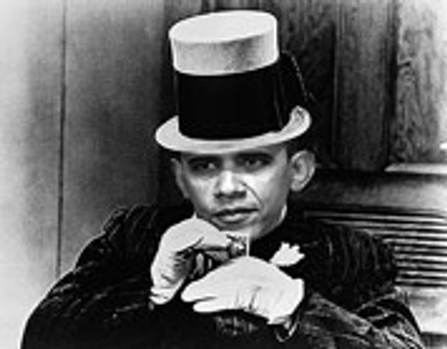 Illustration: W.C. Obama
