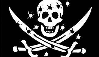 A Jolly Roger