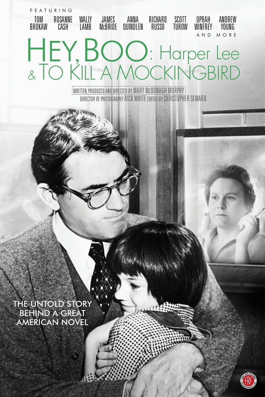 """Hey, Boo: Harper Lee and 'To Kill a Mockingbird' """