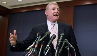 """""""I am deeply shocked by Dr. Fai's arrest. I've known Dr. Fai for 20 years and in that time I had no inkling of his involvement with any foreign intelligence operation and had presumed our correspondence was legitimate,"""" said Rep. Dan Burton, Indiana Republican."""