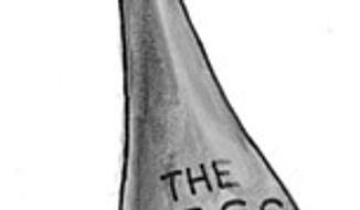 Illustration: Juggling Dodd-Frank's mess by Alexander Hunter for The Washington Times