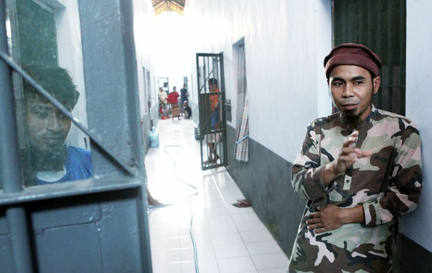 """""""The death of Osama bin Laden will not ruin our spirit for jihad. We do it not for a figure. We do it for God's blessing,"""" said Muhammad Syarif Tarabubun, a former police officer who was sentenced in the attack on a karaoke club in Ambon."""