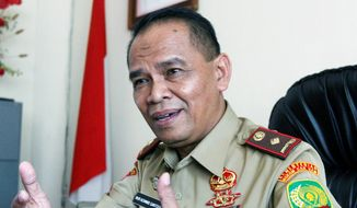 Chief Warden Nur Achmad Santosa granted two days of unfettered access to journalists last month to show that changes were being made to limit the influence of jihadist inmates.