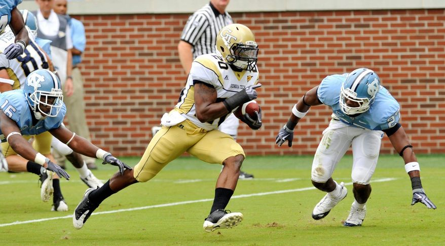 "ASSOCIATED PRESS Georgia Tech running back Roddy Jones said, ""The memories that we have from the Orange Bowl, that stuff is still there."" The Yellow Jackets were forced to vacate their appearance because of an ineligible player."