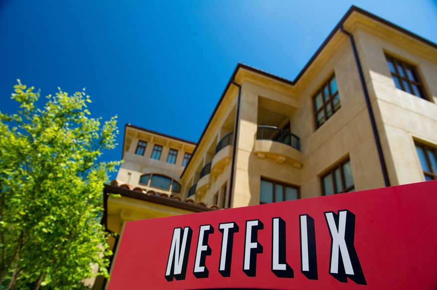 Netflix Inc., headquartered in Los Gatos, Calif., saw its second-quarter numbers fall short of many analysts' predictions, and the company's share price was off 9.2 percent in after-hours trading to $255.66. (Associated Press)