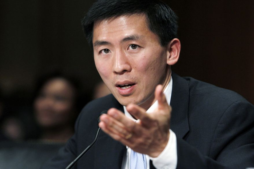 "Associated Press Liberal California law professor Goodwin Liu, nominated Tuesday to the state Supreme Court by Gov. Jerry Brown, said he looked forward ""to the opportunity to serve the people of California on our state's highest court."""