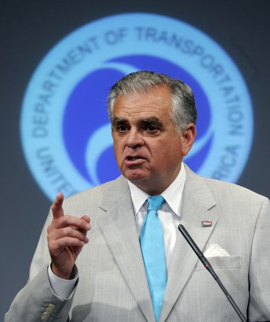 ** FILE ** Transportation Secretary Ray LaHood (AP Photo/Susan Walsh)