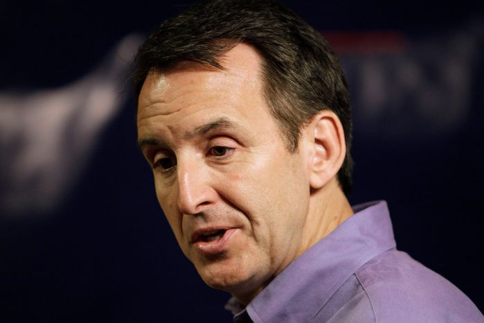 Former Minnesota Gov. Tim Pawlenty is among nine Republicans presidential candidates jockeying for position in next month's straw poll in Ames, Iowa.