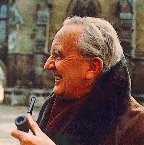 Author J.R.R. Tolkien
