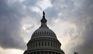 ** FILE ** The U.S. Capitol (AP Photo/Jacquelyn Martin)