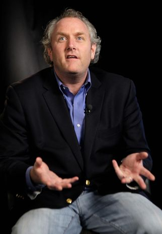 ASSOCIATED PRESS  Andrew Breitbart didn't doctor a recent video clip. So says Huffington Post in an apology for giving that impression.