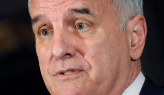 """""""Such a waiver would allow Minnesota educators to focus on what is working in their schools,"""" Minnesota Gov. Mark Dayton said."""