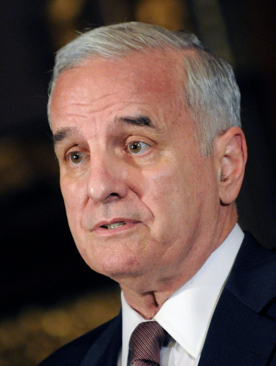 """Such a waiver would allow Minnesota educators to focus on what is working in their schools,"" Minnesota Gov. Mark Dayton said."