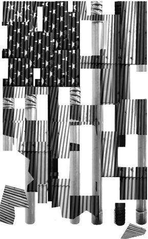 Illustration: Metal crisis by Alexander Hunter for The Washington Times