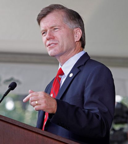 **FILE** Gov. Bob McDonnell (Associated Press)