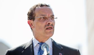 D.C. Mayor Vincent C. Gray (Drew Angerer/The Washington Times)
