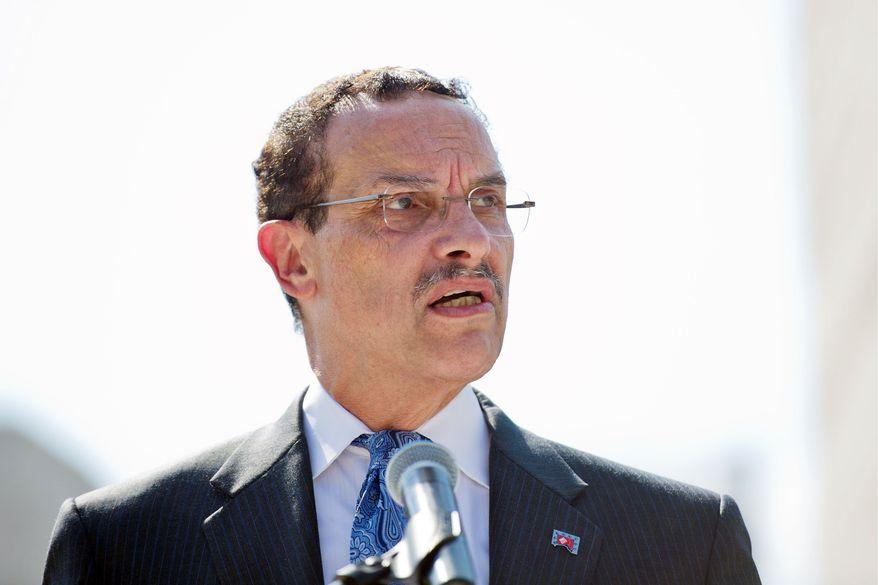 D.C. Mayor Vincent C. Gray (Drew Angerer/The Washington Times)