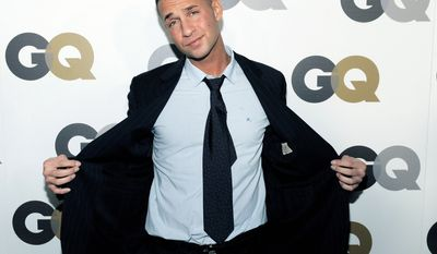 """Abercrombie & Fitch Co. is offering to pay Mike """"The Situation"""" Sorrentino and his """"Jersey Shore"""" castmates to stop wearing its upscale brand of clothes on the show."""