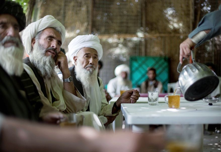 A shura of village elders last month was sparsely attended, as were others in the past several months. Afghan leaders in Helmand province face daunting problems, such as drought, joblessness and the chaos of living between two determined combat forces.