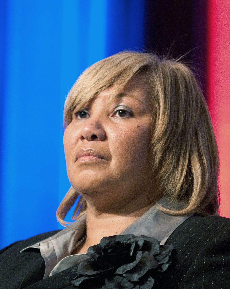D.C. Council member Yvette Alexander (Rod Lamkey Jr./The Washington Times)