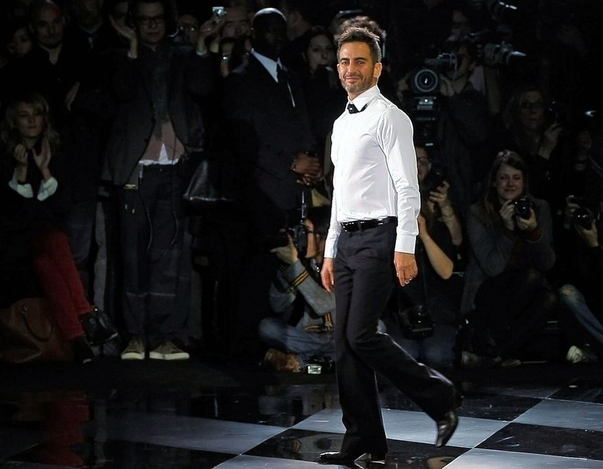 associated press American fashion designer Marc Jacobs is among the top tier of designers worldwide both for his signature label and for his work for Louis Vuitton.
