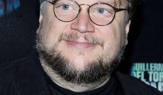 ASSOCIATED PRESS Guillermo del Toro