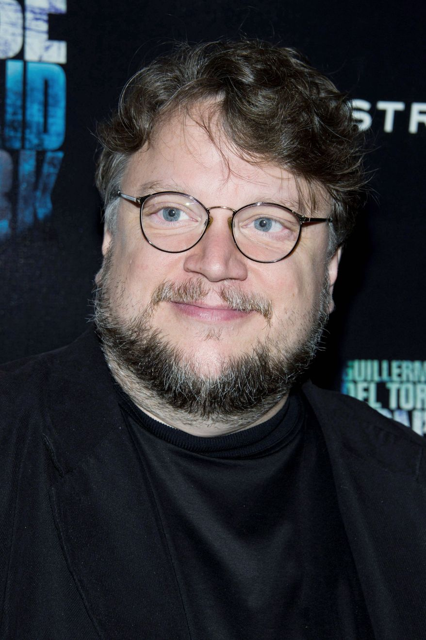 ASSOCIATED PRESS Guillermo del Toro