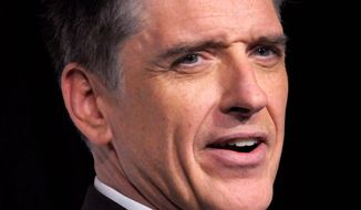 "Craig Ferguson, host of ""The Late Late Show,"" received an envelope filled with white powder Tuesday that turned out to be harmless. ""I offered to test it, but they said 'no,' "" Mr. Ferguson joked during a studio taping of his show. (Associated Press)"