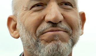 Afghan President Hamid Karzai (AP Photo)