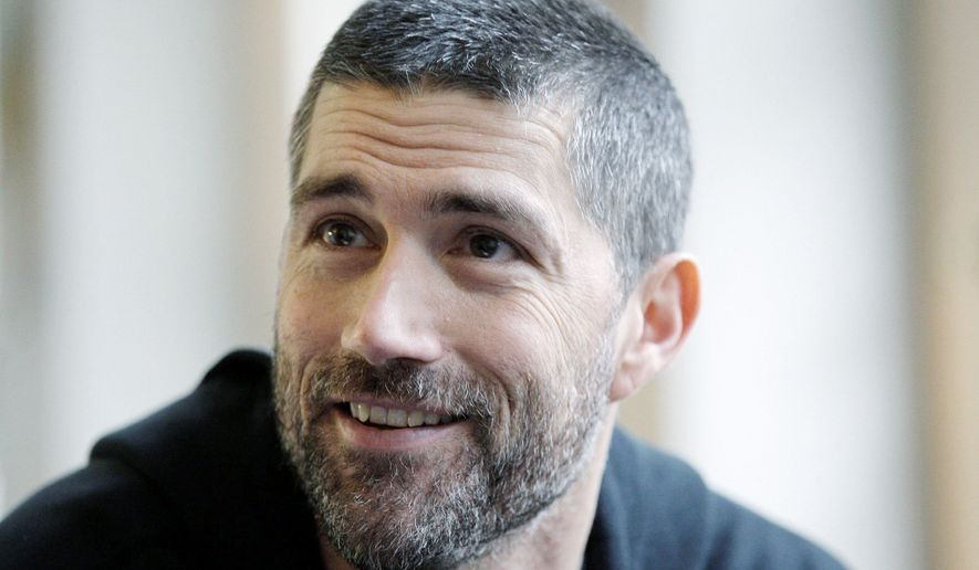 Matthew Fox (AP)