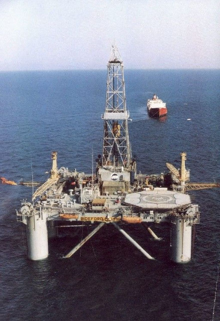 ASSOCIATED PRESS Two of Norway's previous North Sea oil discoveries are substantially bigger than first thought. That's a bonanza at a time of high oil prices that are likely to increase even more.