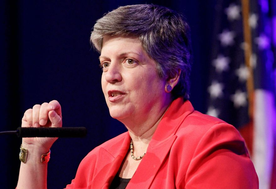 "Homeland Security Secretary Janet Napolitano: Sept. 11 ""was the signal of a change in the environment that we have to deal with, I think, throughout the foreseeable future."""