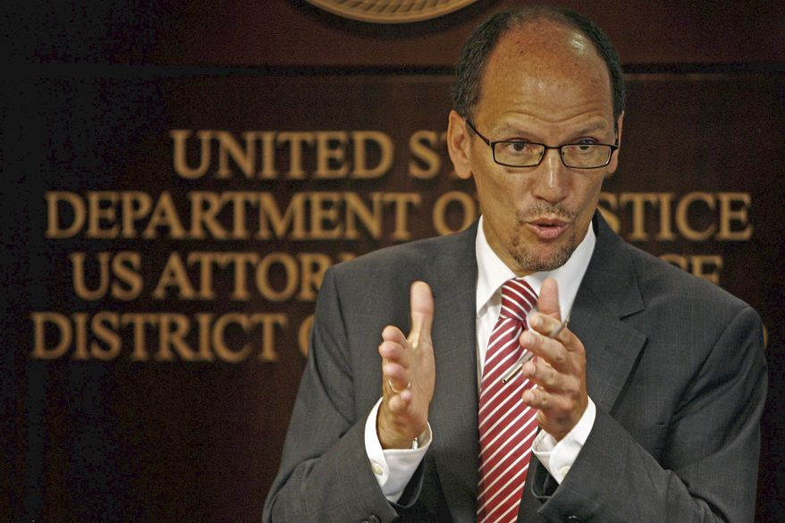 Assistant Attorney General Thomas E. Perez in San Juan, Puerto Rico, on Thursday said that to create lasting reform, the island's police department must act to develop and implement new policies and protocols.
