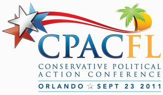 "The American Conservative Union's ""CPAC-FL"" gathering is one of a number of major Republican events in and around Orlando, Fla., over the next fewer days. (American Conservative Union)"