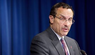 D.C. Mayor Vincent C. Gray (Barbara L. Salisbury/The Washington Times)