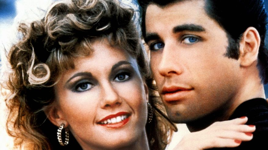 "Lower-budget box office winners include ""Grease"" with Olivia Newton-John and John Travolta."