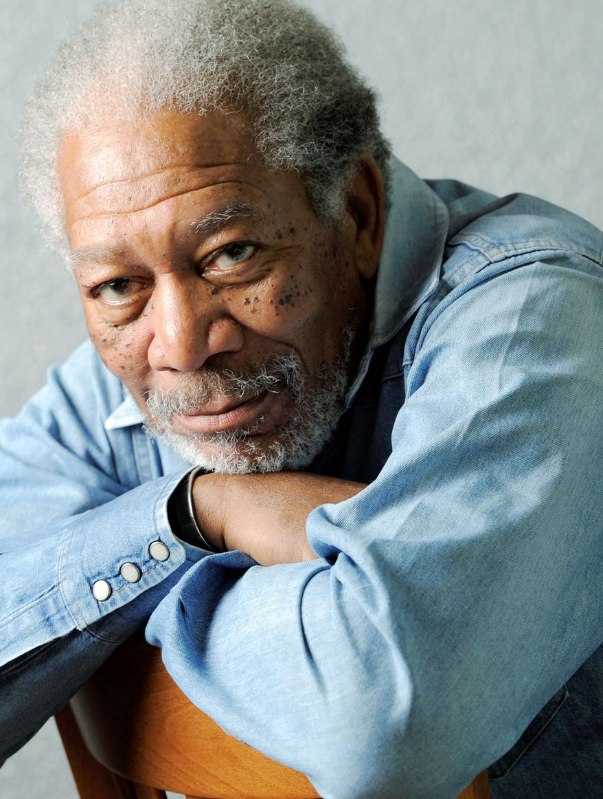 Actor Morgan Freeman (Associated Press)