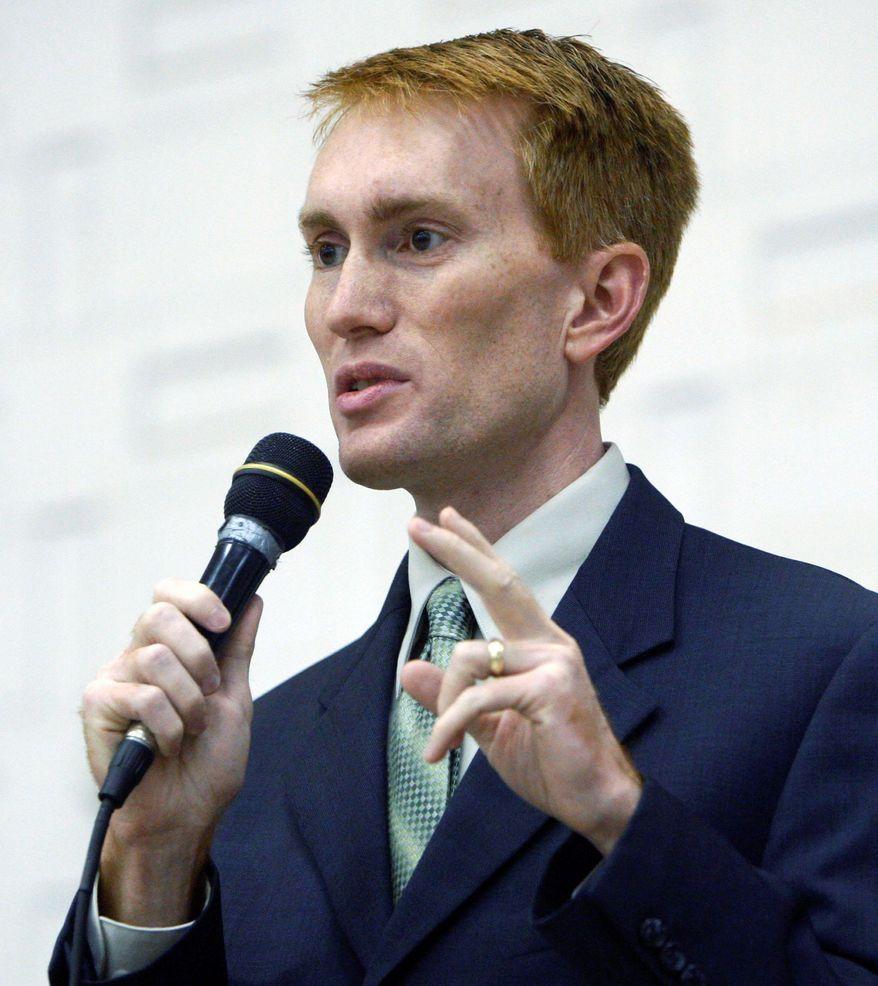 Rep. James Lankford (Associated Press)