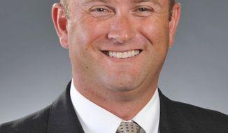 Towson football coach Rob Ambrose led his team to a 9-3 record last season. (Towson Athletics)
