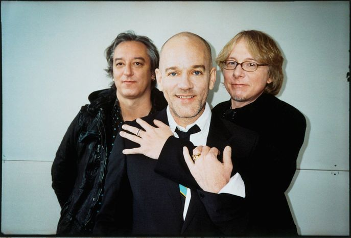 """R.E.M. R.E.M. called it quits last week, widening the gap between bands that helped push alternative rock into the mainstream in the '80s. """"All things must end,"""" Michael Stipe (center) wrote in the band's resignation letter last week."""