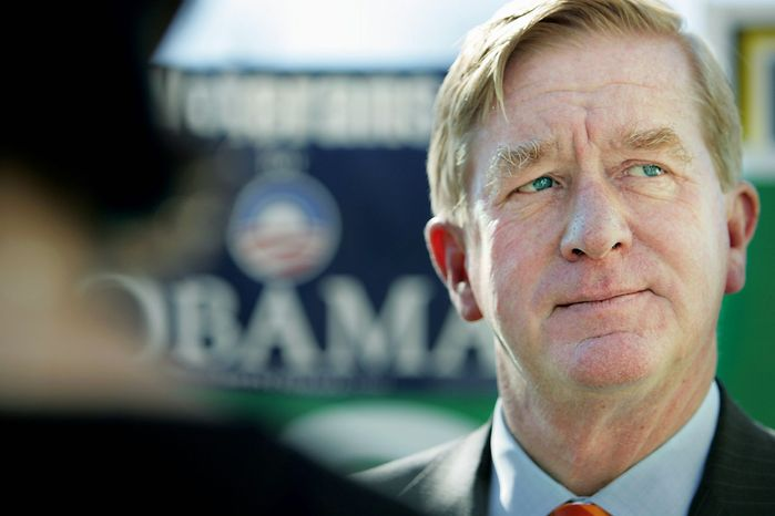William F. Weld, a former Republican governor of Massachusetts, is among the lawyers who will be assisting Solyndra LLC. (Associated Press)